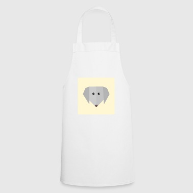Dog doodle gift idea - Cooking Apron