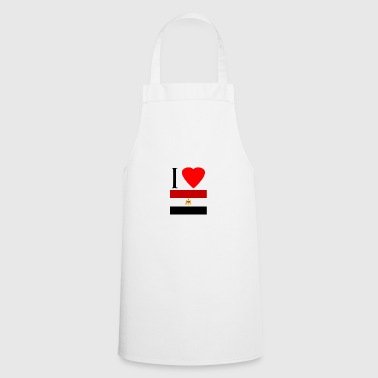 I love Egypt - Cooking Apron