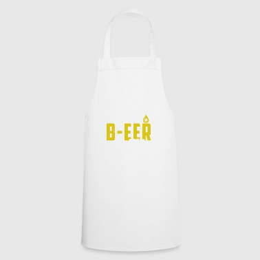 Funny Blood Type is BEER Positive Gift - Cooking Apron
