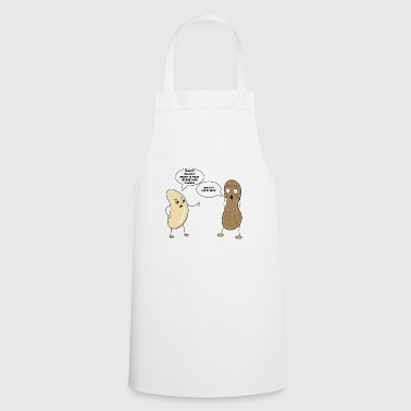 Nut Paleo diet peanut nutrition gift funny - Cooking Apron