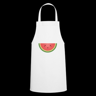 Kawaii watermelon - Cooking Apron