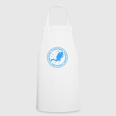 Scuba diving! - Cooking Apron