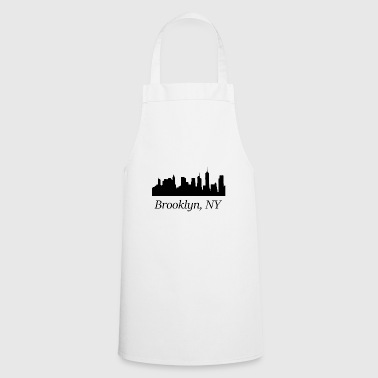 Brooklyn, NY - Cooking Apron