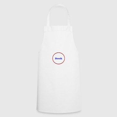 Book book gift gift idea - Cooking Apron