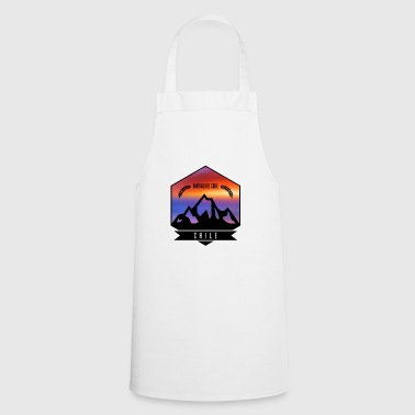 Santiago de Chile Chile - Cooking Apron