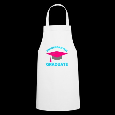 Cute Kindergarten Graduate T-shirt - Cooking Apron