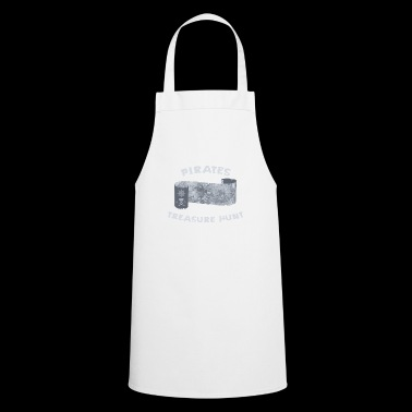 Pirates, treasure hunt, pirate ship - Cooking Apron