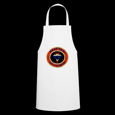 Muay Thai / Gift / Gift Idea - Cooking Apron