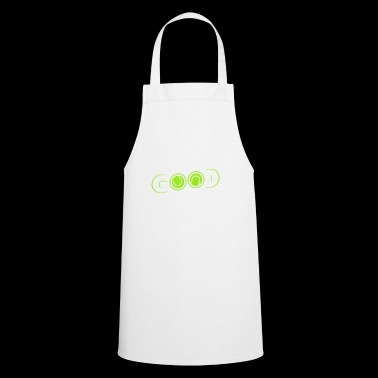 Life Is Good - Tennis Sport Gift - Cooking Apron