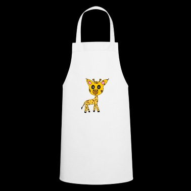 Cute giraffe children animal baby - Cooking Apron
