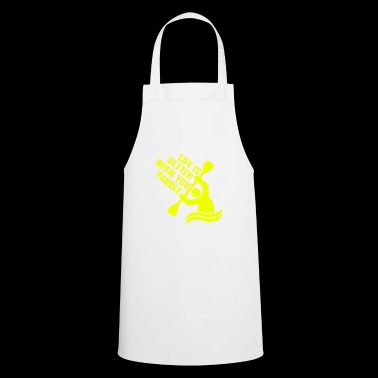 Life is Better Paddle - Cooking Apron