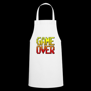 GAME OVER - Delantal de cocina