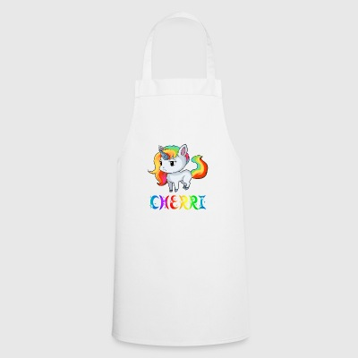 Unicorn Cherry - Cooking Apron