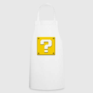 QUERY POINT BLOCK - Cooking Apron