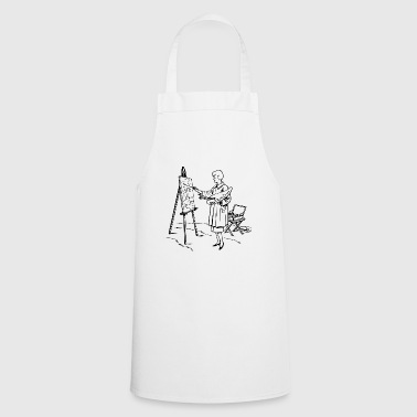 artist - Cooking Apron