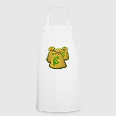 moneybag - Cooking Apron