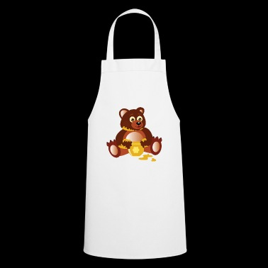 teddy bear - Cooking Apron