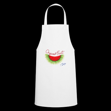 Anguric, unusual fruit, watermelon and hedgehog - Cooking Apron