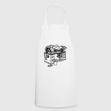 writing desk - Cooking Apron