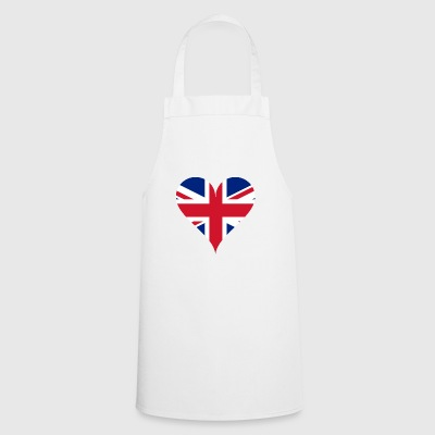 GB Heart - Cooking Apron