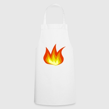 Fire - Cooking Apron