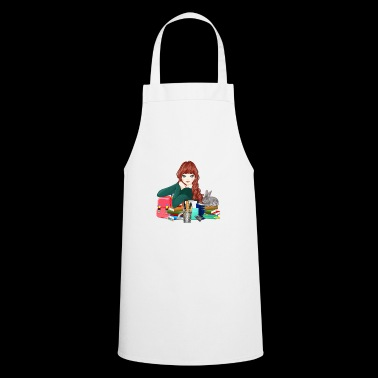 Alexandra the student - Cooking Apron
