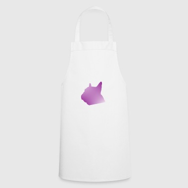 Frenchie Pink - Cooking Apron