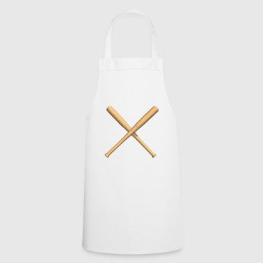 batte de baseball - Tablier de cuisine