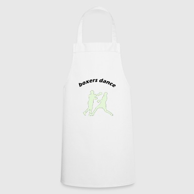 boxers dance - Cooking Apron