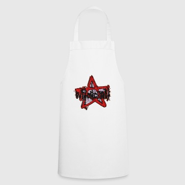 Pentagram Witchcraft Witch Goth Rock Metal - Cooking Apron