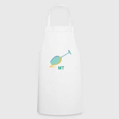 glass - Cooking Apron