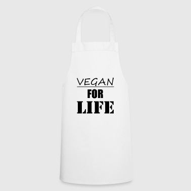 Vegan for life - Cooking Apron