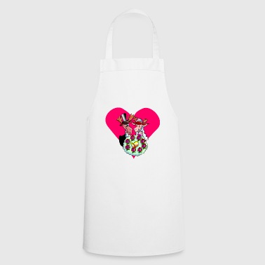 BRIDAL COUPLE - Cooking Apron