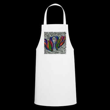 LOVEBIRDS (plain) - Cooking Apron