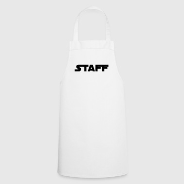 Staff in black - Cooking Apron