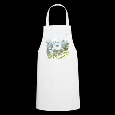 Pablo Escobar distressed - Cooking Apron