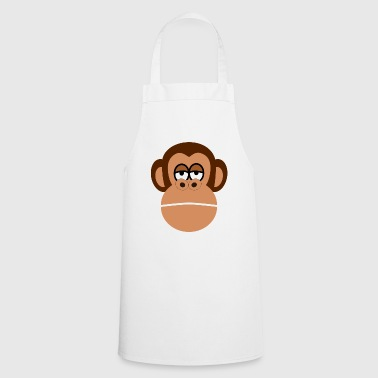 chimpanzee - Cooking Apron