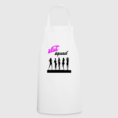 slut squad - Cooking Apron