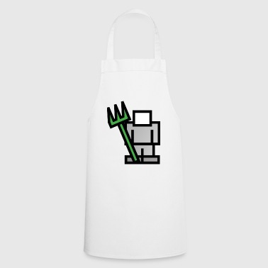Knight Knights sword sword Armor143 - Cooking Apron