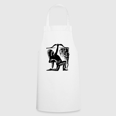 American Indian - Cooking Apron