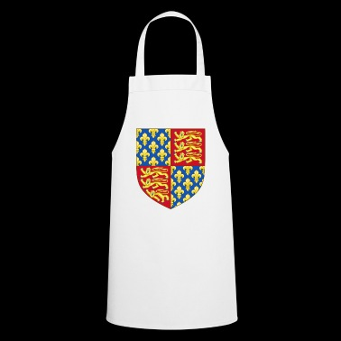 English coat of arms - Cooking Apron