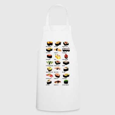 Sushi Dinner - Cooking Apron