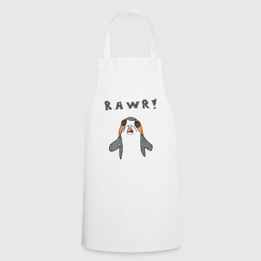 Porg is angry! - Cooking Apron
