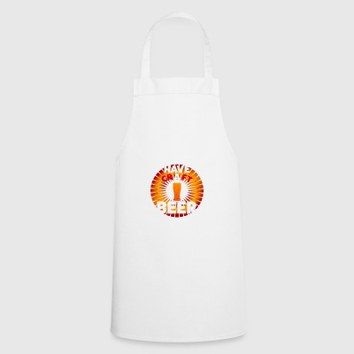 Craft beer - Cooking Apron