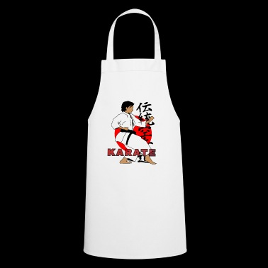 TRADITIONAL KARATE - Cooking Apron