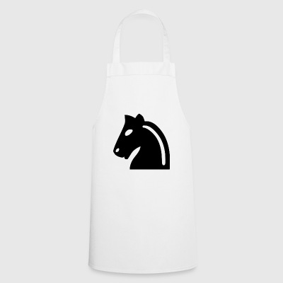 Chess horse - Cooking Apron