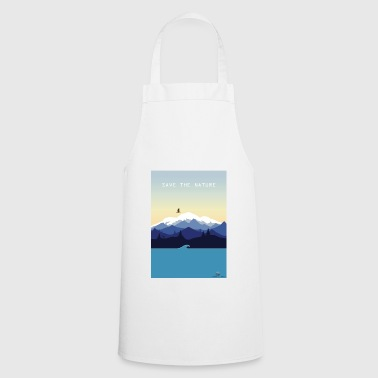 Save Nature - Cooking Apron