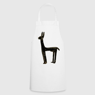 The llama - Cooking Apron