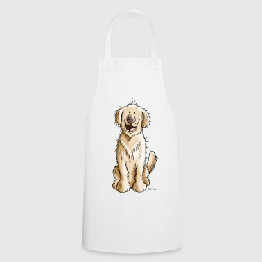 Golden Golden Retriever - Cooking Apron