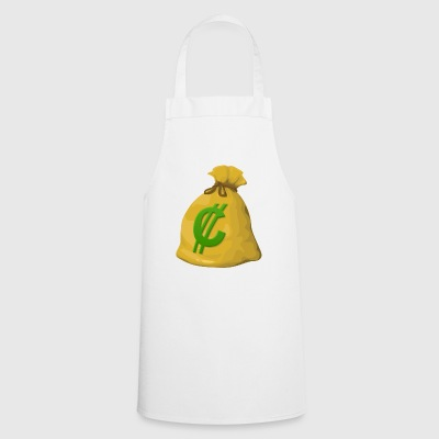 Money - Cooking Apron